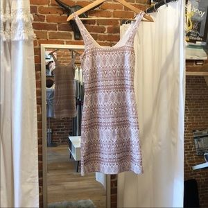 Free People Boho Tank Dress - great condition